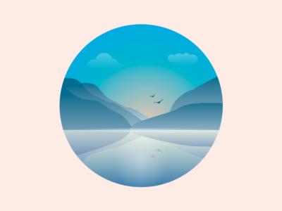 5 min landscape