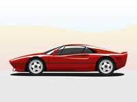 288 GTO Ferrari