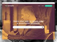 WorkaJobs homepage