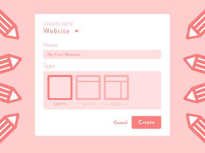 Create New   Daily UI #090 new create new create daily ui 90 dailyui 090 daily ui ui