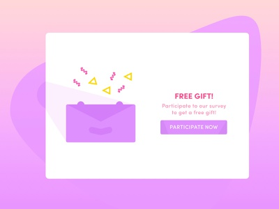 Giveaway | Daily UI #097 free gift giveaways giveaway daily ui 097 dailyui 97 daily ui ui
