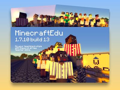 MinecraftEdu Build Update minecraft