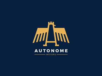 Eagle Autonome Motors Logo