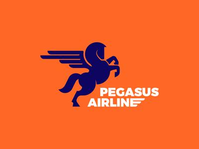 Pegasus Airline | Company logo