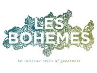 Les Bohemes logo v2