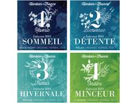 L'Herbier De France . packaging