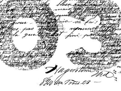 2012 letterpress calendar preview (march) letterpress calendar print fabien barral