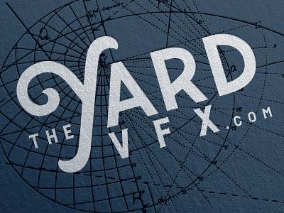 The Yard VFX identity