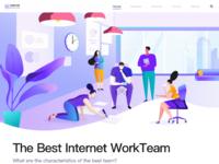 Work team 3x