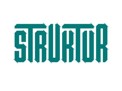 Struktur ⎜ Typography