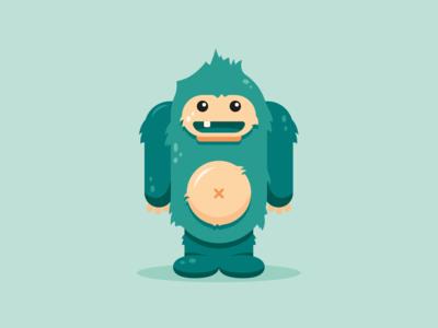 Little Monster ⎜ Illustration
