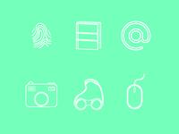 Icons CV