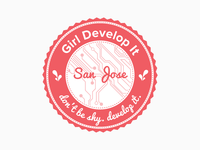 Girl Develop It San Jose Logo