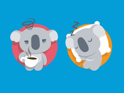 Koala Illustrations