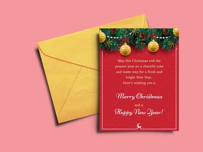 Christmas Greetings for customers