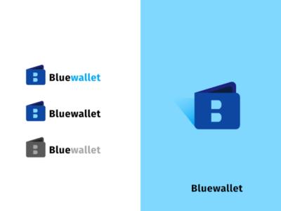 Identity /logo design for bluewallet