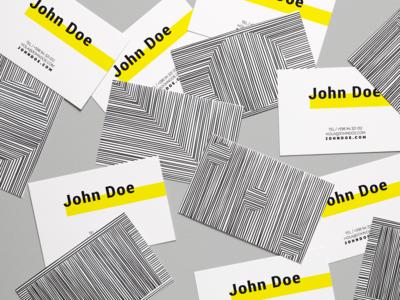 John Doe Card