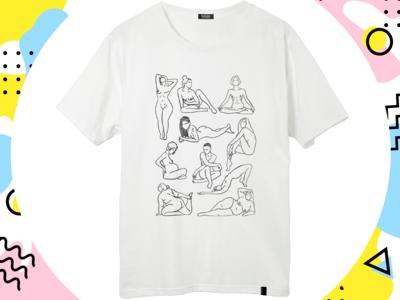 Tshirt bodys