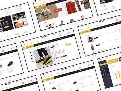 Clubworld Shop shop buying payments ecommerce shopping cart shopping app shopping home page web design design ux ui