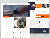 Technology Website AMS