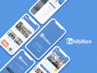Exhibition Mobile App