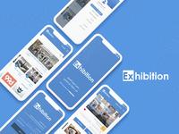 Exhibition Mobile App