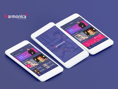 Harmonica Music App
