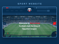 Football Sport Website