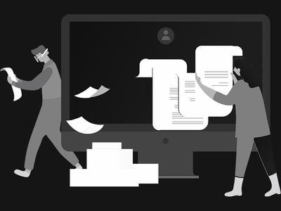 law ammendment acts online law design illustration