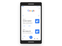Android Google App