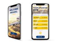 Lufthansa UI