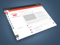 E-Learning Tablet Platform / App