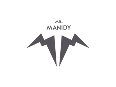 MR. MANIDY Logo