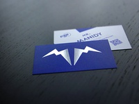 MR. MANIDY - BUSINESS CARD