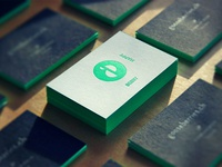 gooseberries Letterpress Business Cards