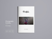 Photography Portfolio (cover)
