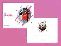 Postcard Flyer
