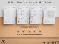 Proposal Document Templates vol-02