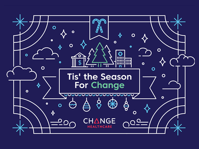 2017-Change Healthcare Holiday card