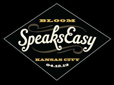 Speakeasy Event Branding