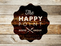 Branding for The Happy Point Resto Group