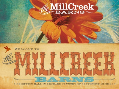 Social Ads for The Millcreek Barns