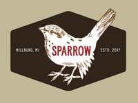 Dribble Sparrow