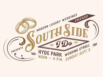 South Side I Do Wedding Stroll