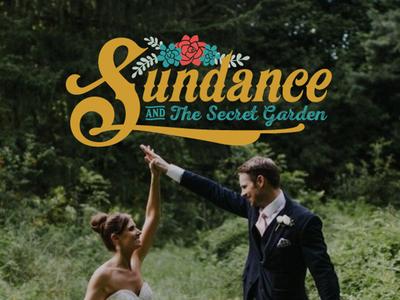 Industrial Wedding Space Logo