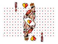 Freddie, Queen Card - TheMushroomDesign
