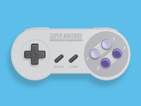 SNES Controller Re-Creation