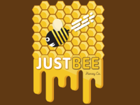 JustBee Honey Label