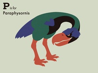 P is for Paraphysornis