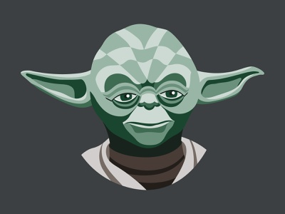 May the force be with you yoda fanart star wars
